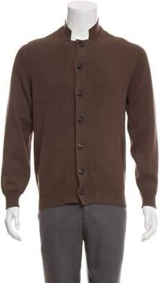 Brunello Cucinelli Knit Cardigan Sweater