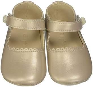 Elephantito Girls' Mary Jane-Baby-K Crib Shoe