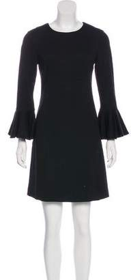 Trina Turk Long Sleeve Mini Dress