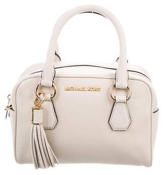 76a721a43 MICHAEL Michael Kors White Top Handle Handbags - ShopStyle