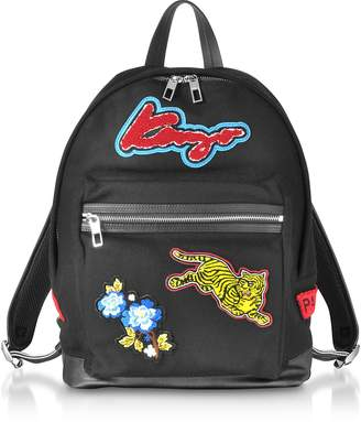 Kenzo Patches Nylon Backpack