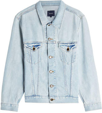 Khaite Cate Oversized Denim Jacket