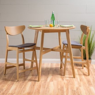 Noble House Mitchell Counter Height Dining Set