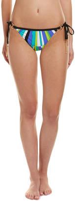 Trina Turk Sunburst Tie-Side Hipster Bottom