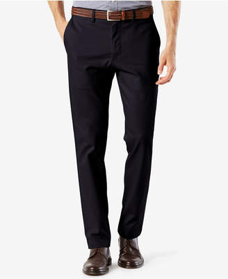 Dockers Clean Slim Tapered Fit Khaki Stretch Pants