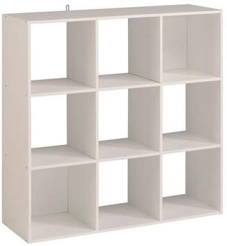 Parisot Kubikub 9 Cube Unit, White