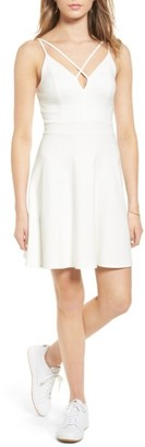 Women's Soprano Strappy Skater Dress $49 thestylecure.com
