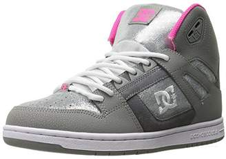 DC Rebound High SE Skate Shoe