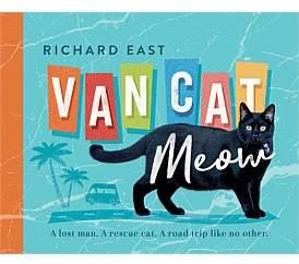 Harper Collins Van Cat Meow