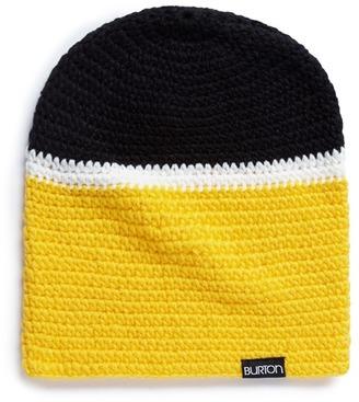 Burton x L.A.M.B. 'Irie' stripe knit beanie $135 thestylecure.com