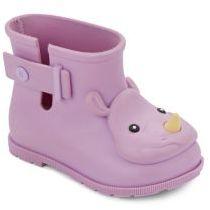 Girl's Mini Sugar Rhino Rainboots $65 thestylecure.com