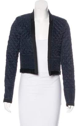 Isabel Marant Silk Quilted Jacket w/ Tags