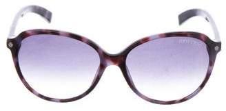 Jimmy Choo Alison Tortoiseshell Sunglasses