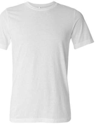 B.ella + Canvas Unisex Poly-Cotton Short-Sleeve T-Shirt - ,M