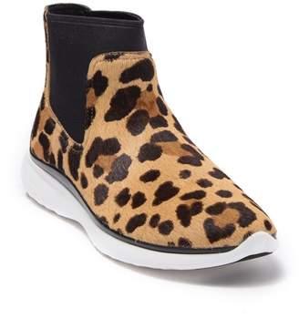 Cole Haan 3 Zerogrand Cheetah Print Genuine Calf Hair Chelsea Boot