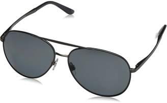 Giorgio Armani Aviator Sunglasses in Matte AR30 312181