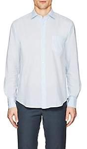 Hartford Men's Cotton Shirt - Lt. Blue