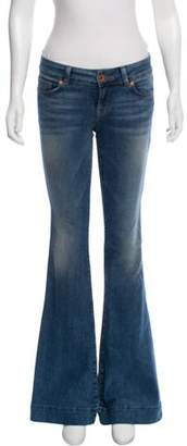 J Brand Love Story Low-Rise Jeans w/ Tags