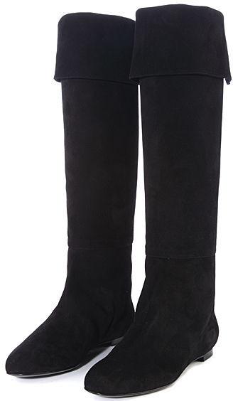 Alexandra Neel / Suede Tall Boot