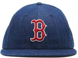 Todd Snyder + New Era + NEW ERA MLB BOSTON RED SOX CAP IN CONE DENIM