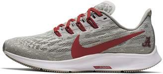 Nike Women's Gray/Crimson Alabama Crimson Tide Air Zoom Pegasus 36 Running Shoes