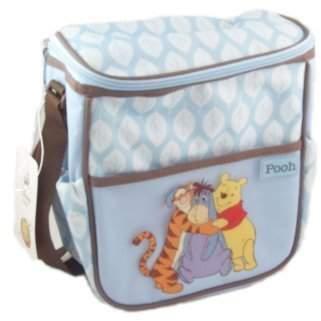 Disney Disneys Winnie-the-pooh Mini Diaper Bag, Blue