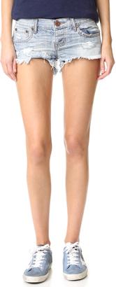 One Teaspoon Lucky Fox Bonita Shorts $99 thestylecure.com