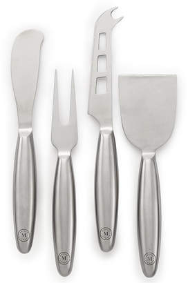 Martha Stewart Collection 4-Pc. Cheese-Knife Set, Created for Macy's