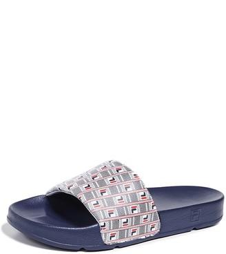 414d806e72f8 Fila Blue Leather Men s Shoes