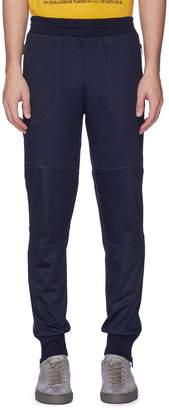 Paul Smith Zip cuff panelled sweatpants