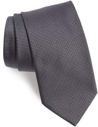 Brioni Dot Silk Tie