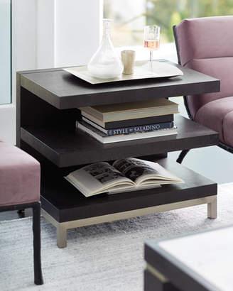 Bernhardt Decorage Open Shelf End Table