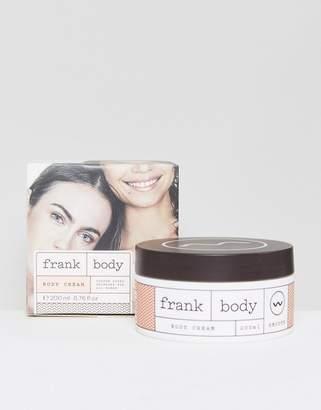 Frank Body Body Cream 200ml