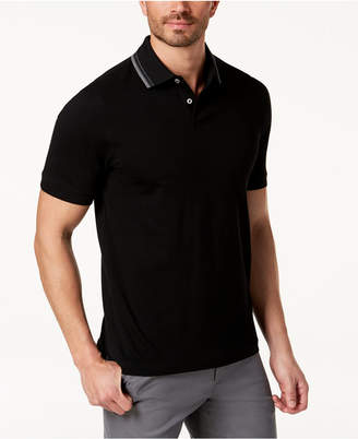 Tasso Elba Men's Supima Cotton Pique Polo, Created for Macy's