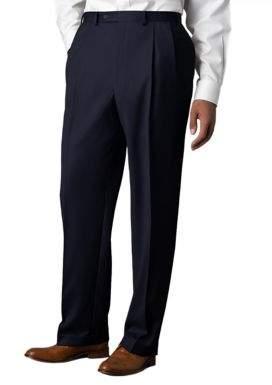Lauren Ralph Lauren Wool-Cashmere-Blend Cuffed Pants