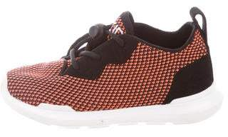 Akid Boys' Knit Round-Toe Sneakers
