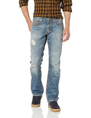 True Religion Men's Straight Leg Jean
