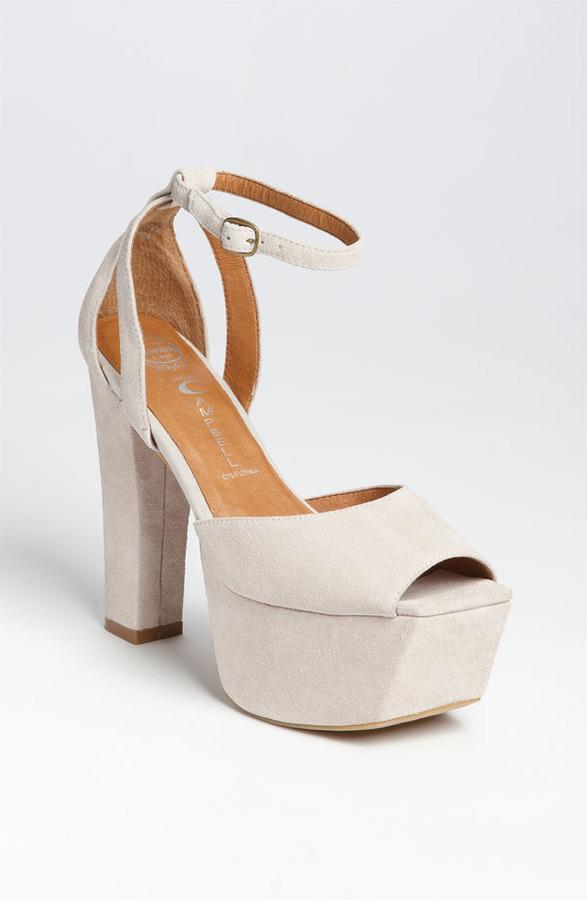 Jeffrey Campbell 'Perfect 2' Platform Sandal