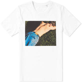 IDEA x Alasdair McLellan Grass Joe Bloggs Tee