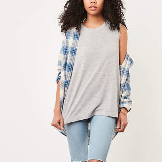Roots Abbey Slit Top
