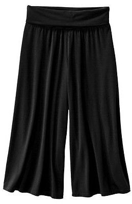 Women's Gaucho Pant - Mossimo Supply Co. (Junior's) $12 thestylecure.com