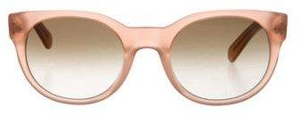 CelineCéline Oversize Gradient Sunglasses