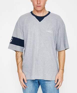 Storeroom Vintage Vintage Brand Tommy T-Shirt Grey (XXL)