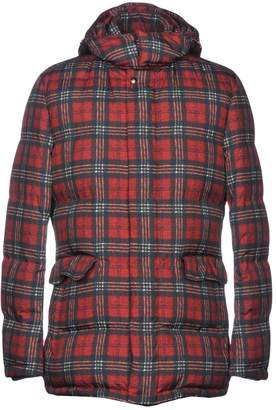 Isaia Synthetic Down Jackets