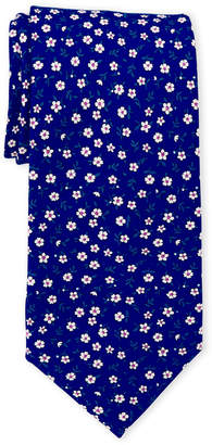 Tommy Hilfiger Printed Daisy Silk Tie