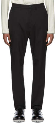 Hope Black Wool Kris Trousers