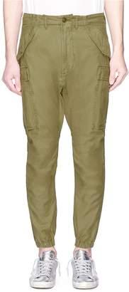 R 13 'Surplus Military' canvas cargo pants