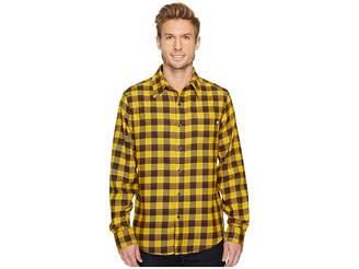 Marmot Bodega Flannel Long Sleeve Shirt Men's Long Sleeve Button Up