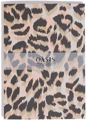 Oasis LEOPARD A5 NOTEBOOKS