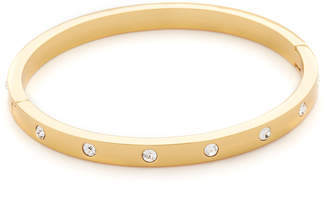 Kate Spade New York Set in Stone Hinged Bangle $48 thestylecure.com